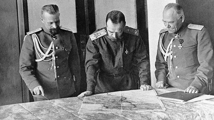 WHITE Technologies 2033: Российская революция в дневниках Николая II