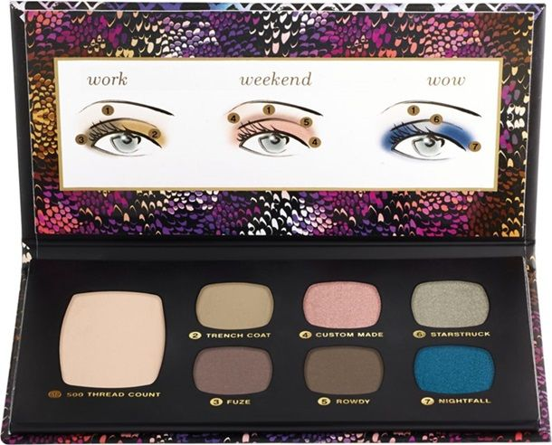 Bare Minerals Work, Weekend, Wow Ready Eyeshadow Palette Launches