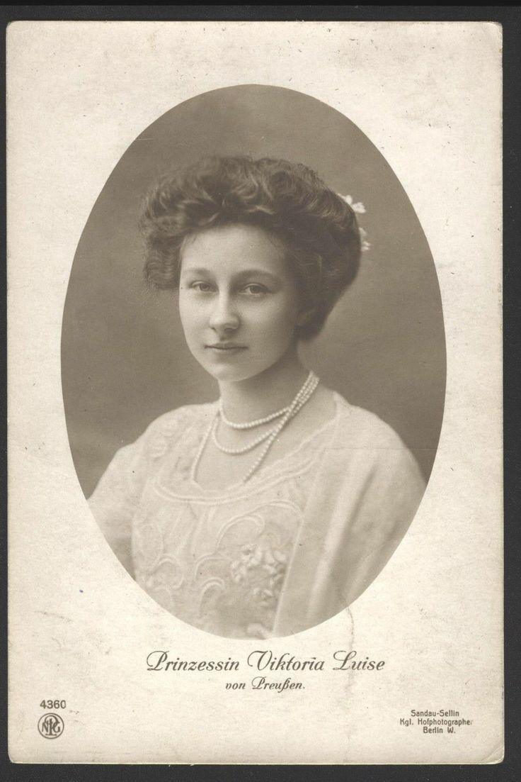 Prinzessin Viktoria Luise von Preußen