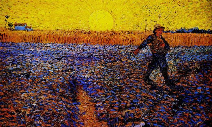 Van Gogh'un Gözünden Tarım - Dünyaca ünlü Hollandalı ressam Vincent van Gogh, eserlerleriyle 20. yüzyılın sanat anlayışını ciddi bir şekilde etkiledi. En önemli ilham kaynağı ise kuşkusuz tarımdı. 10 yıl gibi bir süre içerisinde 900'ü aşkın resim yapan Van Gogh'un eserlerinin en önemli aktörlerini kırsal yaşam, üreticiler ve tarım işçileri oluşturuyor.