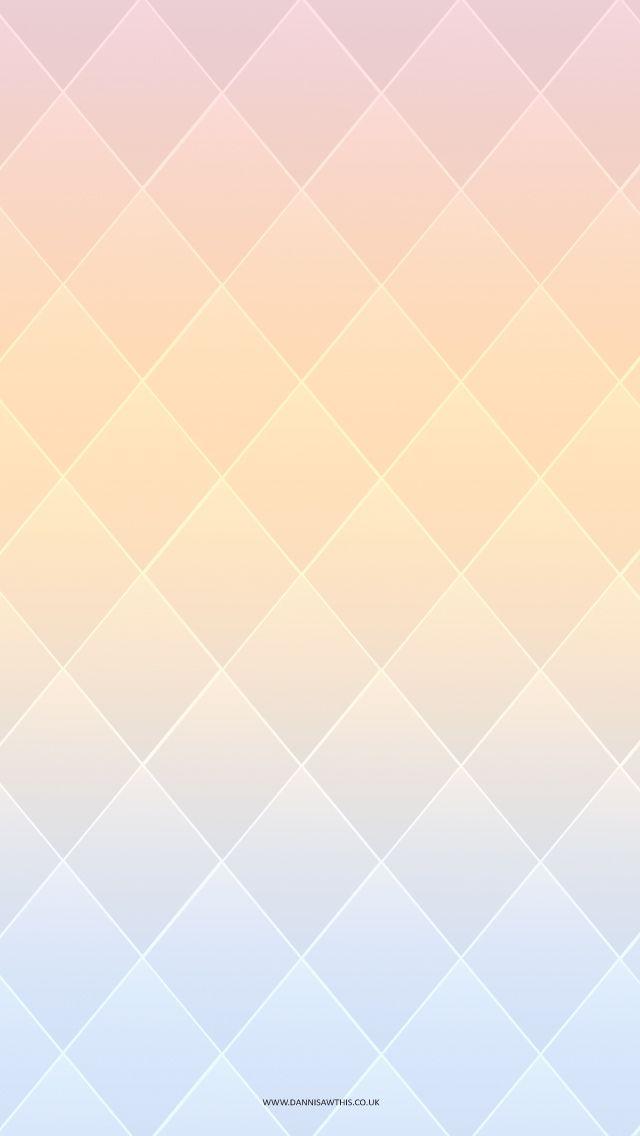 Free Diamond Dusk iPhone Wallpaper  http://www.dannisawthis.co.uk/iphone-wallpaper-free-downloads-8/