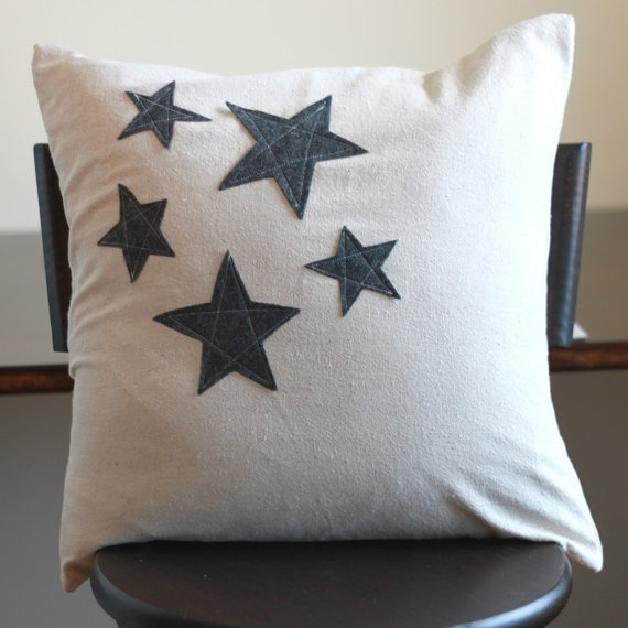Love this simple pillow...