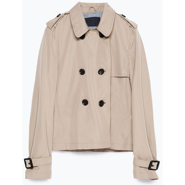 Pinterest'teki 25'den fazla en iyi Short trench coat fikri | Bej ...