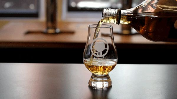 The Beauty Of Cinemagraph GIFs: Pouring Whisky