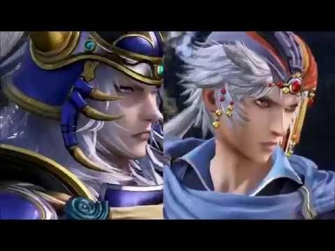 Final Fantasy I-II-IV-VII-VIII-IX   WAKAN WAYRA   (dj falconero/robert d...