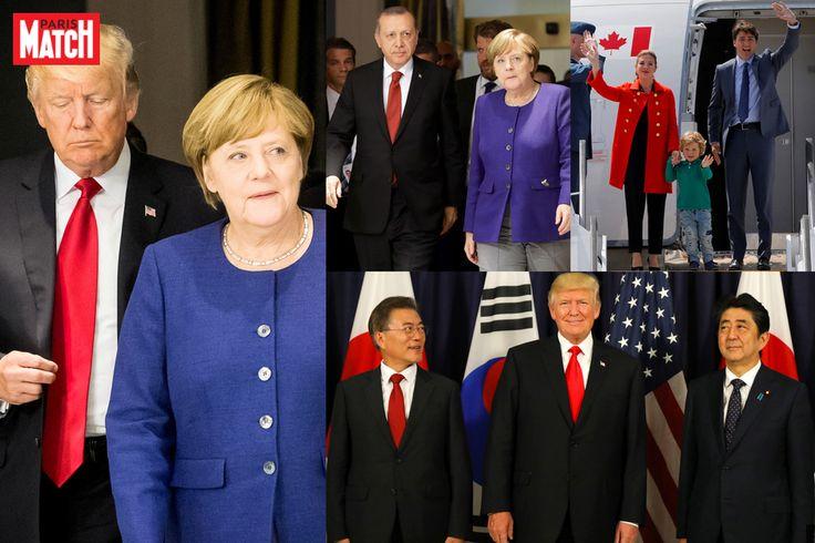 Certains dirigeants étrangers sont arrivés jeudi à Hambourg, à la veille du début du sommet du G20. Ils ont été accueillis par la chancelière allemand...