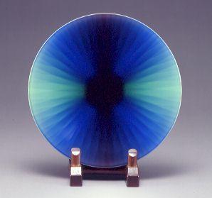 九谷焼(人間国宝)徳田八十吉の世界 陶器 陶磁器