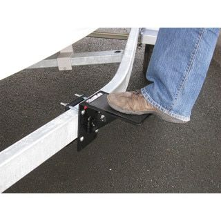 HitchMate Boat Trailer Step - 16381942 - Overstock - Top Rated Trailers & Hitches - Mobile