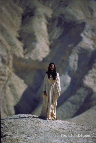 Jesus Christ Superstar publicity still of Yvonne Elliman