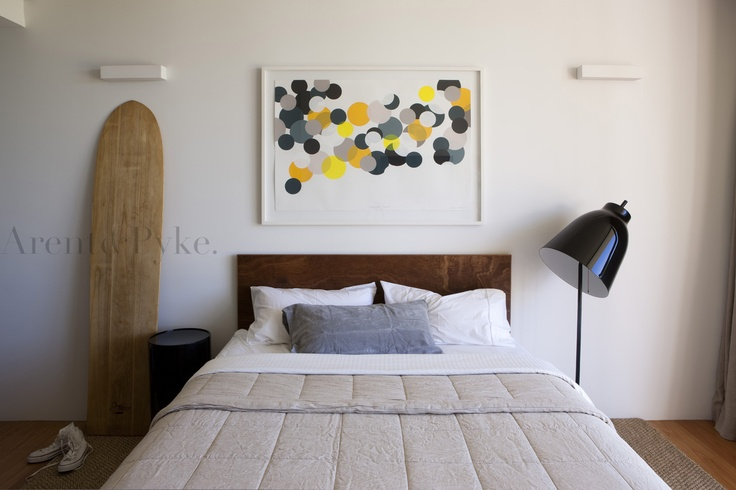 #vaucluse #bedroom #lamp #rachelcastle #arentpyke #arent #pyke  photography by Jason Busch