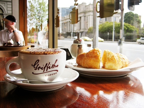 Melbourne .... coffee capital :-)