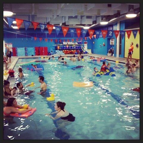 Goldfish Swim School Is A Perfect Party Location