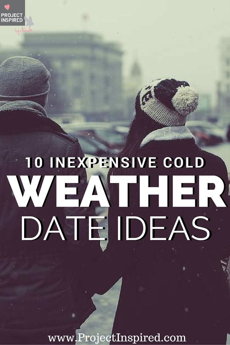 Here are 10 ideas for lovely and fun things to do with your date in winter!
