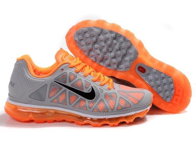 air max 2011 orange grey black men shoes  so orange, so grey... so, so, SocialLead :-)