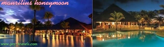 Here new honeymoon couples can enjoy various exciting water sports like water scooters tour, parasailing, glass-bottomed boat tour, and many other honeymoon travel activities.  http://www.joy-travels.com/mauritius-holiday-packages.php