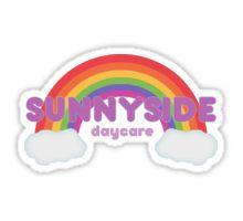 Sunnyside Daycare Sticker