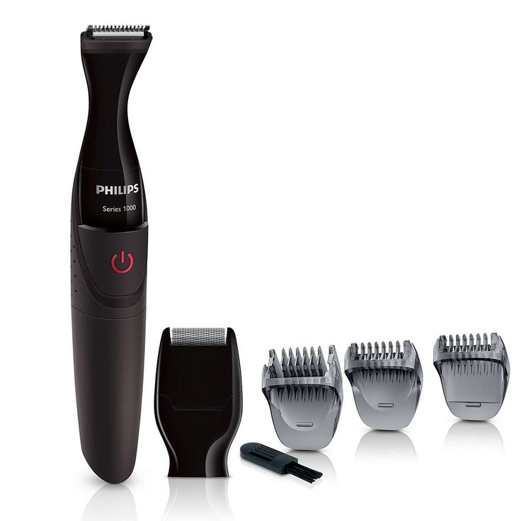 Personal Edge : Philips MG1100/16 Series 1000 Multigroom Personal Trimmer