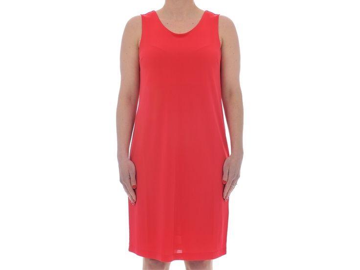 FASHION SALE - Koraal rode zomerse jurk van B.yu! #byu #italiandesign #summer #sale #fashionsale #dress #mode #fashion #design #weidesign #weidesignandmore #haarlem #hipshopshaarlem #fashionblogger #webshop #online