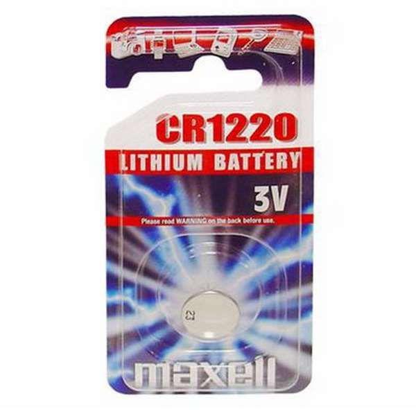 Pile Lithium pour télécommande plip auto. CR1220