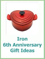 Gifts 6th wedding anniversary traditional 6th engravable gifts gifts