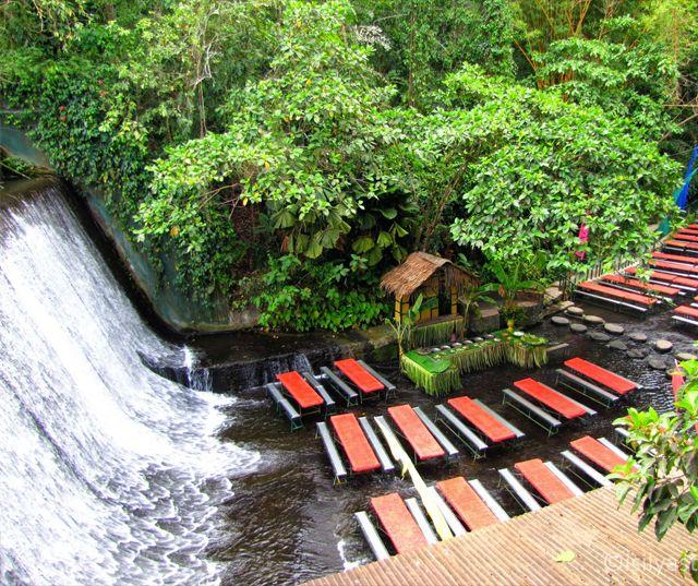 5 #restaurantes temáticos sorprendentes. Restaurante en una cascada. #cascada #waterfall