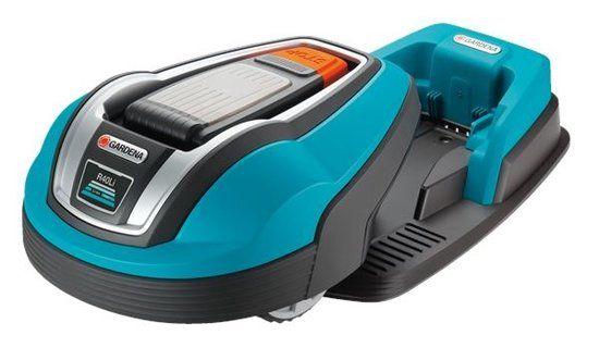 Robot Grasmaaier: Laat de Gardena Robotmaaier R40Li het zware werk voor je doen. Deze robot maaimachine maait je gazon… #gadget #cadeau