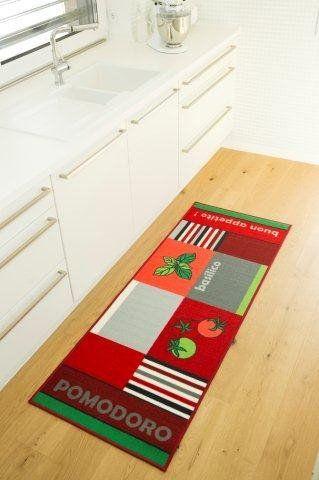 Mer enn 25 bra ideer om Küchenläufer waschbar på Pinterest - teppich für küche