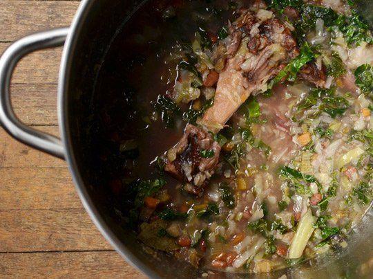 bone soup book review