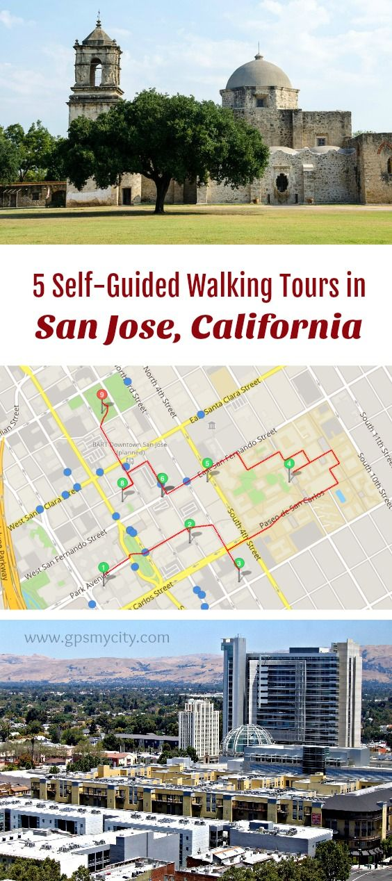 Follow these 5 expert designed self guided walking