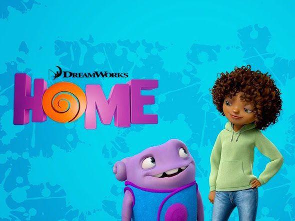 C La película de animación 'Home: hogar dulce hogar' presenta a los actores que darán vida a sus personajes principales