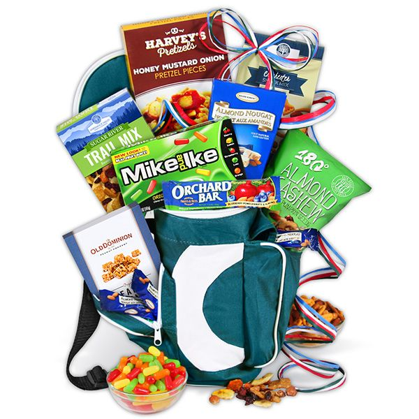 Golf Gift Basket - Hole in ONE Golf Bag