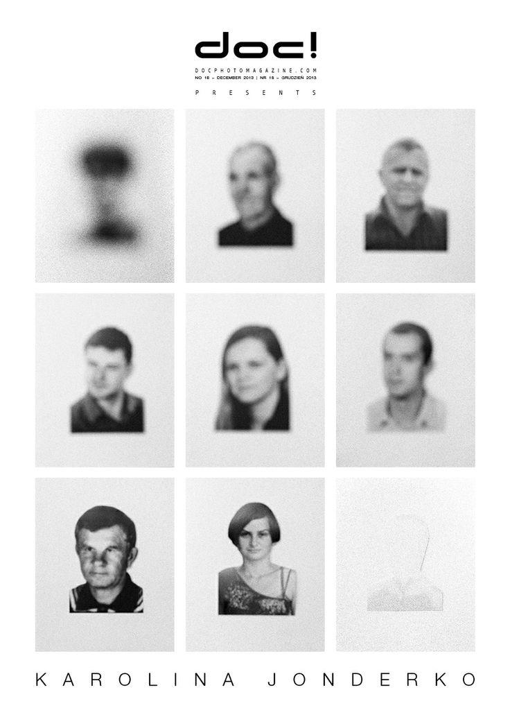 doc! photo magazine presents: Karolina Jonderko - LOST; doc! #18, pp. 161-185