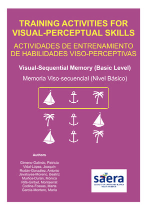 Training Activities for Visual Perceptual Skills. FREE Downloads & printable. Sweet!