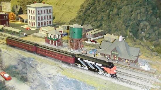 Northlandz Model Railroad