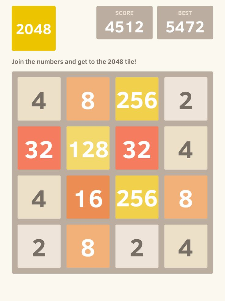 I scored 4512 points at 2048, a game where you join numbers to score high! @2048_game https://itunes.apple.com/app/2048/id840919914