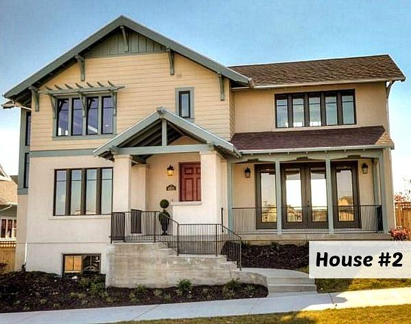 Nueva Casa de estilo antiguo # 2 4811 W Muelle S Jordan UT (1)
