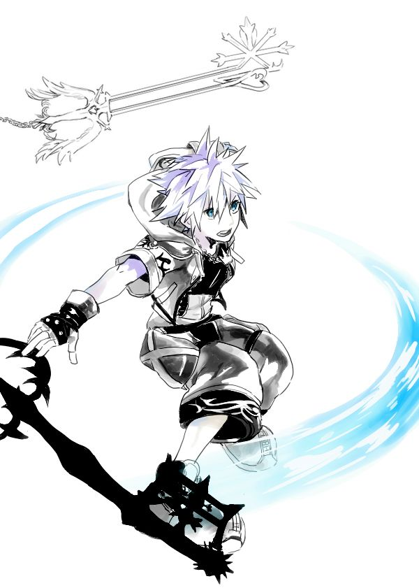 The 25 best Roxas kingdom hearts ideas on Pinterest Kingdom