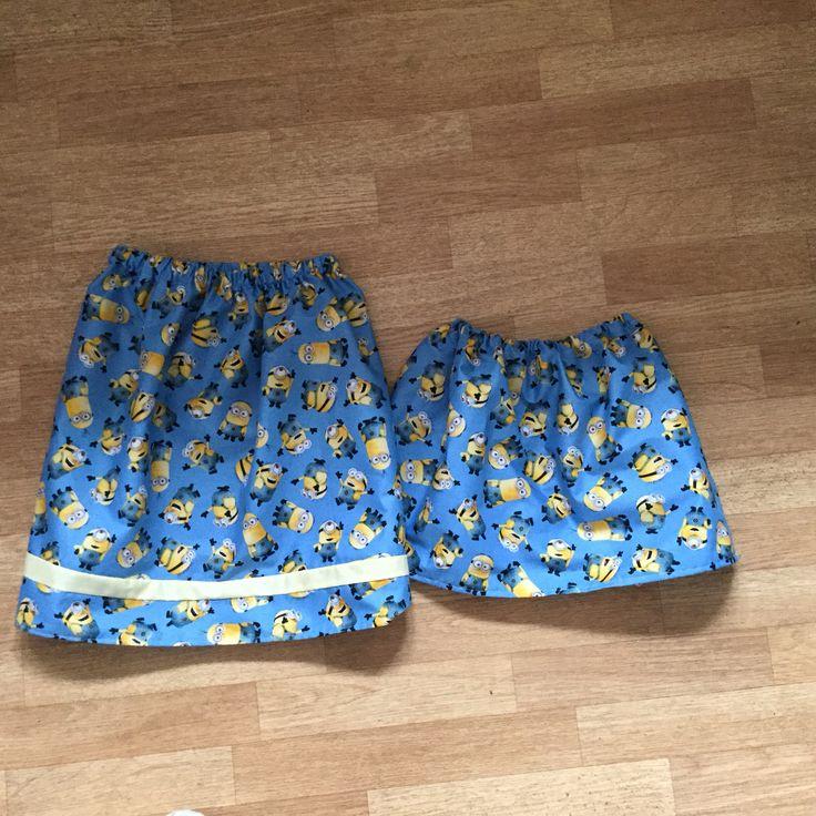 Simple Minion skirt