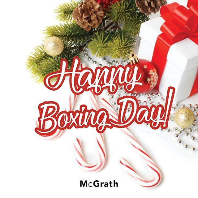 We hope you had a wonderful Christmas Day.  Today, we wish you a Happy Boxing day! 🎁 #realestate #househunting #milliondollarlisting #homesale #homesforsale #property #properties #investment #home #housing #listing #justsold #sold #sydneyrealestate #milliondollarlistingsydney #mcgrathestateagents #sutherlandshireproperty #sutherlandshire #sydneyhouses #sydney #sydneyproperty #buying #auction #investment #selling #newhome #results #househunting #mcgrathsutherlandshire #boxingday #holiday