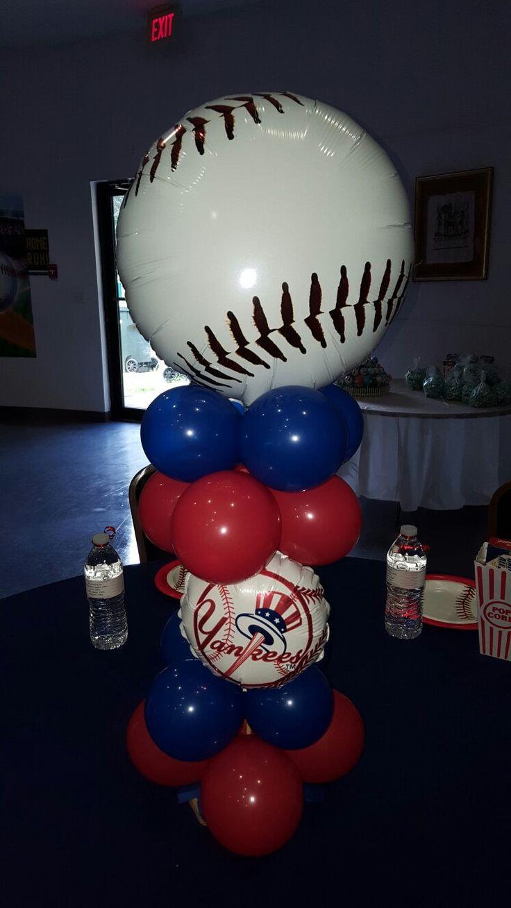 23 Best Baseball Balloons Images On Pinterest Balloon