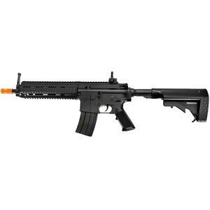 a double eagle full semi auto electric airsoft aeg rifle gun w 6mm bbs bb