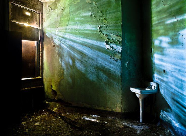 Kentuckys first tuberculosis hospital, Hazelwood, burns twice, then takes on the burden of a closing Waverly Hills Sanatorium.