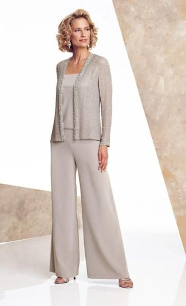 plus size mother of the bride pant suits - Yahoo Image Search Results