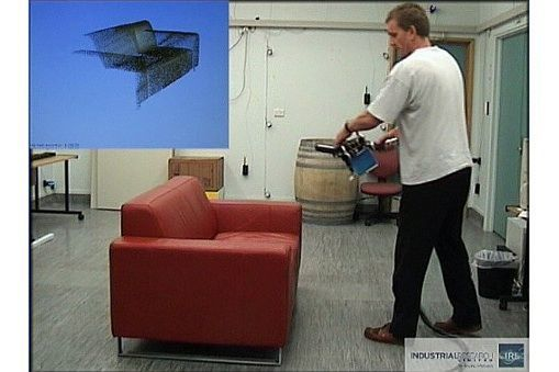 Revolutionary 3D scene scanner - NEWS ITEM. It seems that 3D is the way of the future and not just for movie-goers. A hand-held 3D scanner developed by IRL scientists is set to change the way many industries do things.