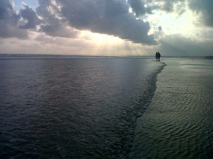 Pangandaran beach west java