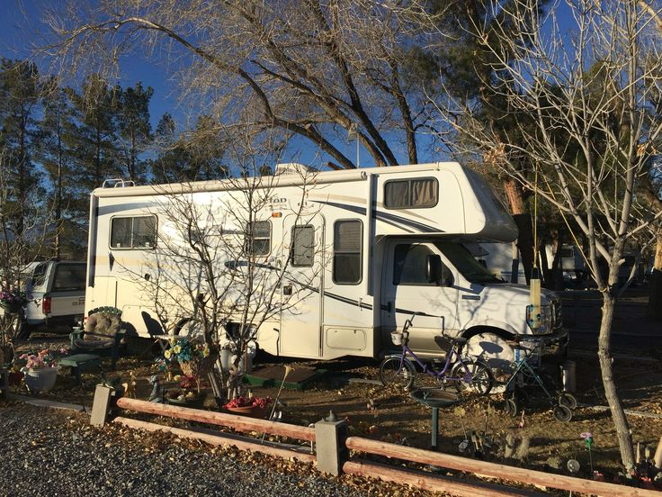 USA lasvags camping car