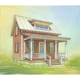 25 best Katrina Cottages images on Pinterest Small house plans