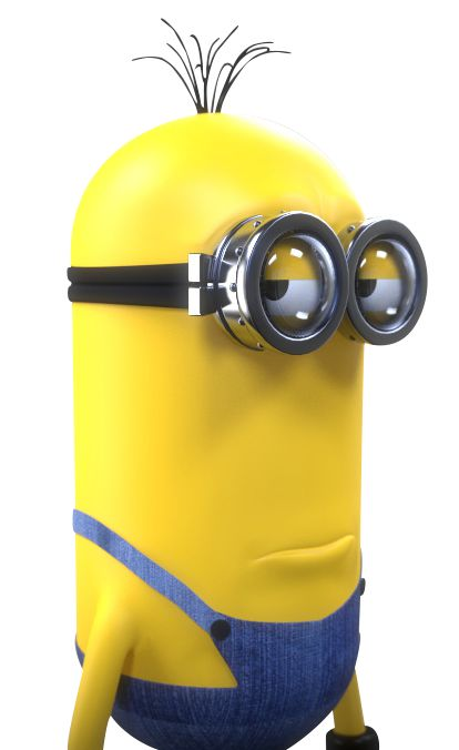 Minion 47 | Imagens PNG