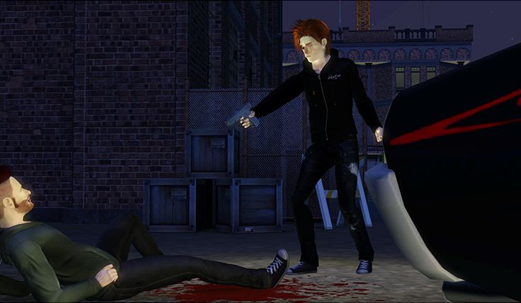 Zhippidy's Custom Poses for Sims 3: Shoot & Rescue Poses