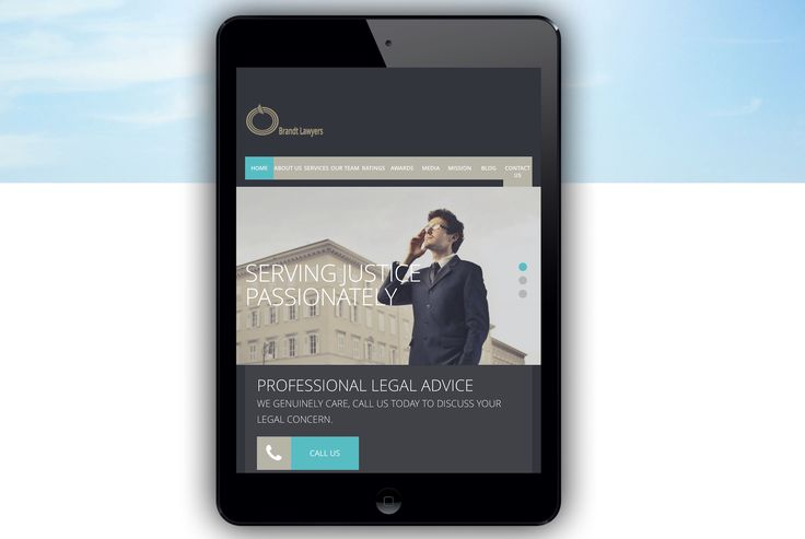 Responsive Website Design -  GET over $120+ OFF a Website Design.  Latest Law Firm Website, designed by Write Marketing Corp. We offer feature rich packages from just $799, everything you'd need to get started online & all packages come with FREE bonuses.  When you sign up to our Newsletter you get a 15% discount giving you over $120+ OFF your website order plus all the usual FREE bonuses our packages come with. To see the website presented here live go to: http://brandtlawyers.com